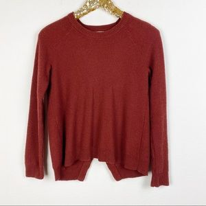 Madewell • Province Cross-back Pullover Sweater